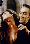 Caroline Munro Christopher Lee Dracula