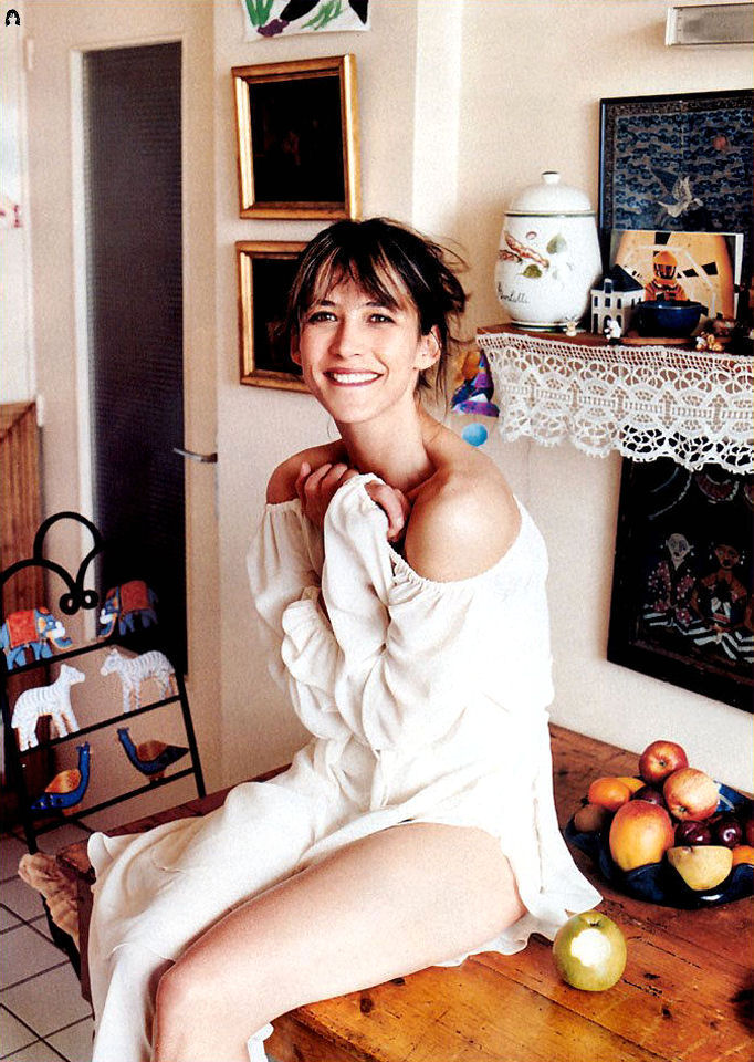 Remarkable, rather Teen sophie marceau nude pity