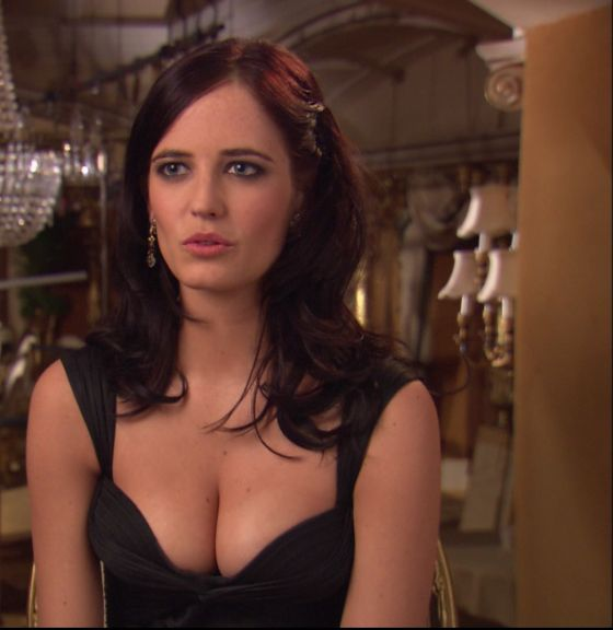 Think, Eva green casino royale hot will