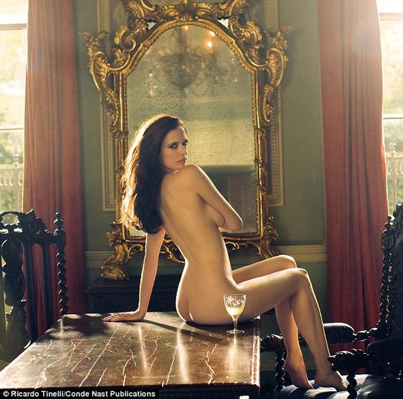 Eva Green Hot Nude