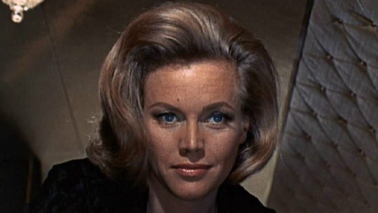 Top 10 Definitive Bond Girls – No.1 Pussy Galore (Honor Blackman)