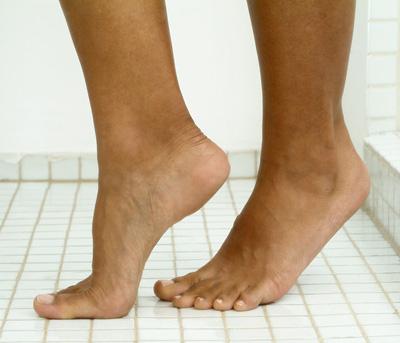 bienfaits de courir sur la pointe des pieds pour mincir