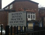 Fighting crime and tooth decay in Gotham City