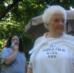 old woman funny t-shirt