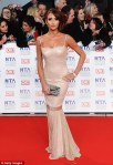 Amy Childs Hot National Television Awards (4)