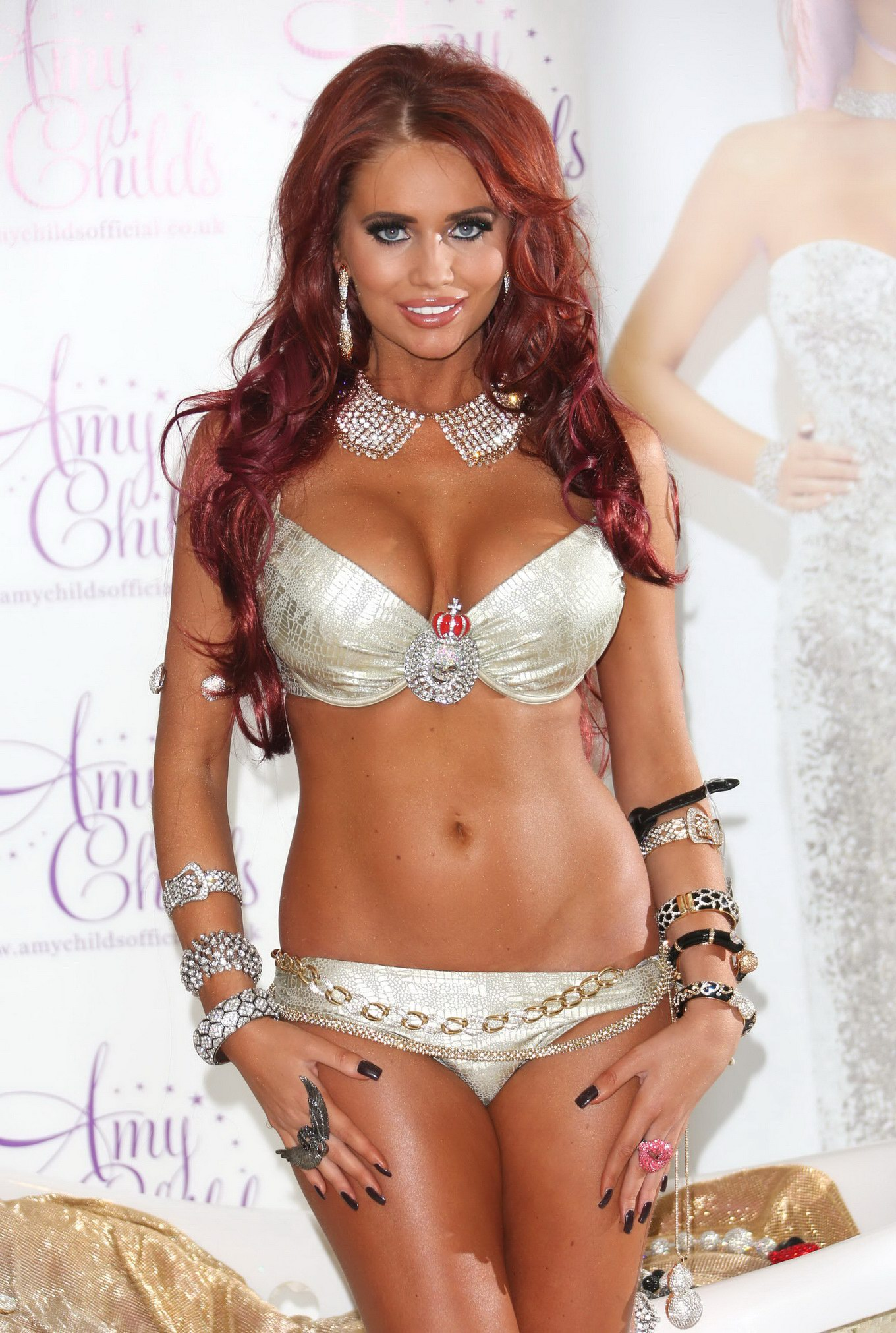 foto Amy Childs Nude