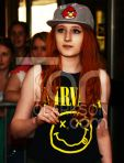 Janet Devlin 2012 Hot Nose Piercing (2)
