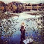 Janet Devlin Hot Album Website Photo (2)