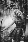 Janet Devlin Hot Album Website Photo (8)