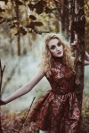 Janet Devlin Hot Album Website Photo (9)