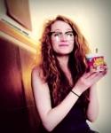 Janet Devlin Hot Glasses