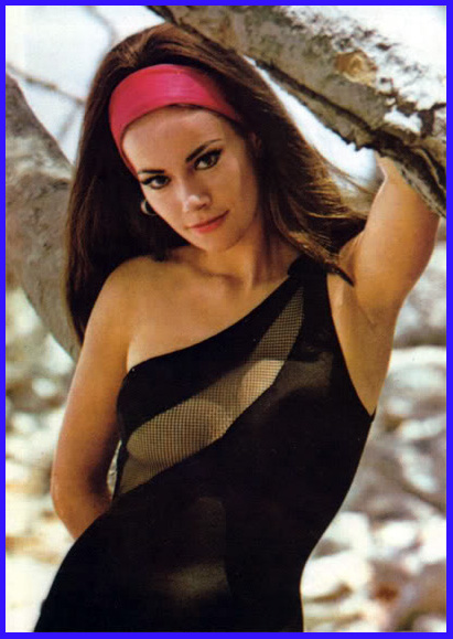 Claudine Auger Domino Thunderball Hot 52  21St Century Boy-1401