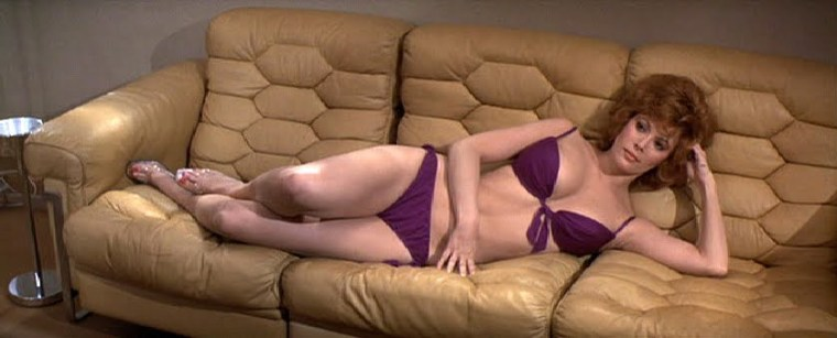 Jill St John Diamonds Are Forever Bikini Hot