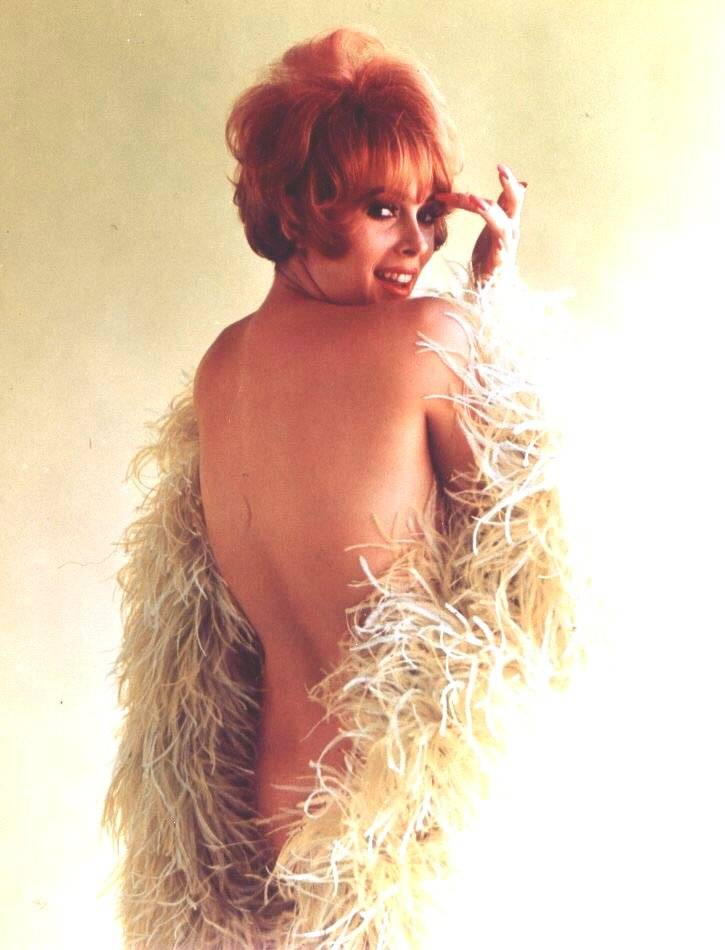 from Marley jill st john nude pic