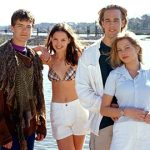 Dawsons Creek Cast James Van Der Beek Michelle Williams Joshua Jackson Katie Holmes (5)
