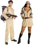 Ghostbusters Couple Plus Size