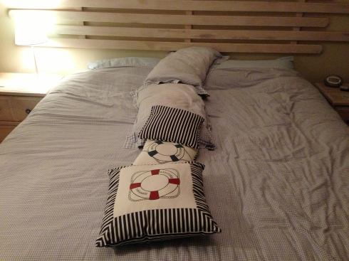 Bed Territory Tactics